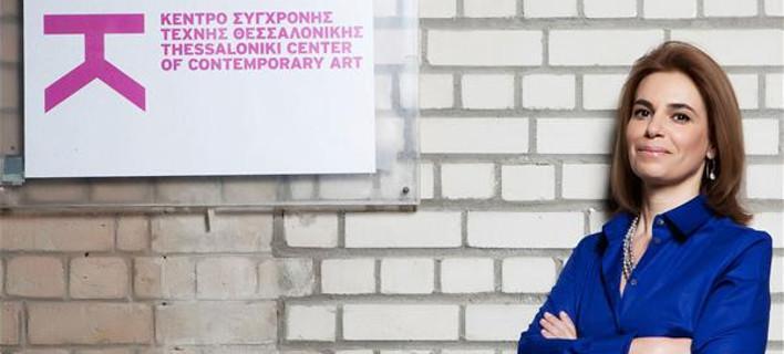Τι λέει στο iefimerida.gr η Κατερίνα Κοσκινά νέα διευθύντρια του ΕΜΣΤ