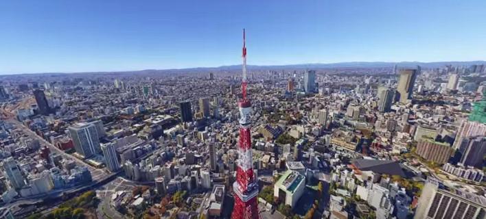 Φωτογραφία: Google Earth VR