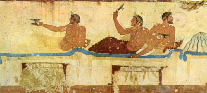 Τι ήταν ο κότταβος: Αναβιώνοντας ένα αρχαιοελληνικό παιχνίδι