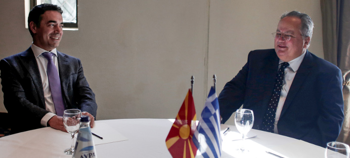 Εξελίξεις στο Σκοπιανό -Θεοδωράκης: Καθοριστική η επόμενη εβδομάδα για λύση -Στις 12/4 συνάντηση Κοτζιά-Ντιμιτρόφ