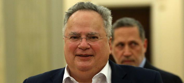 Νίκος Κοτζιάς-Υπουργός Εξωτερικών, Φωτογραφία: Eurokinissi