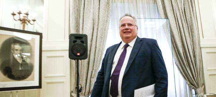 Νίκος Κοτζιάς/Φωτογραφία: IntimeNews
