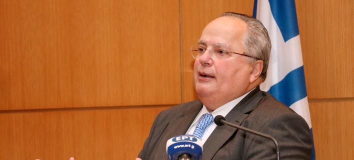 Ο Νίκος Κοτζιάς από εκδήλωση του ΠΡΑΤΤΩ διαφώνησε με την πρόταση ΣΥΡΙΖΑ για εκλογή ΠτΔ -Φωτογραφία: Image photo services p.a