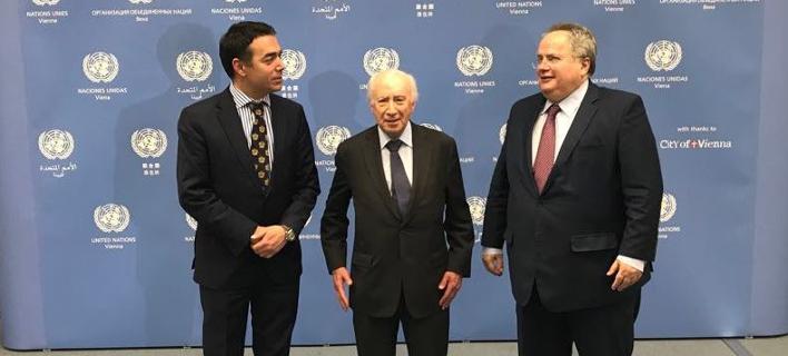 Εμπλοκή στο Σκοπιανό -Τετράωρη συνάντηση με εμπόδια στη Βιέννη