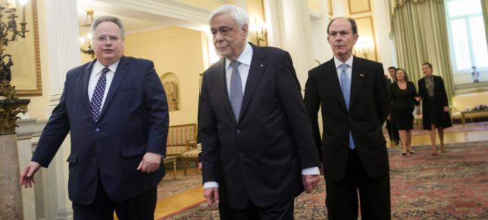 Ατυπη επίσκεψη στον πρόεδρο της Δημοκρατίας έκανε ο Νίκος Κοτζιάς -Φωτογραφία αρχείου: Intimenews