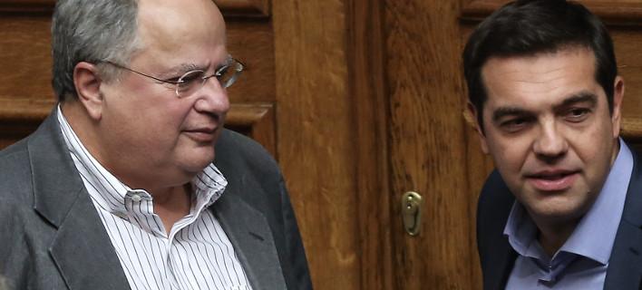 Ο Κοτζιάς παρουσίασε το σύμφωνο για το Σκοπιανό -Θα το παραδώσει στον Ντιμιτρόφ την άλλη εβδομάδα