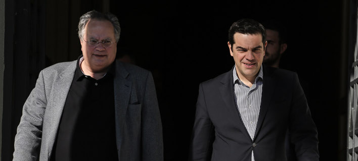 Τσίπρας και Κοτζιάς στο Μαξίμου για τις ελληνορωσικές σχέσεις -Φωτογραφία αρχείου: Intimenews/ΛΙΑΚΟΣ ΓΙΑΝΝΗΣ