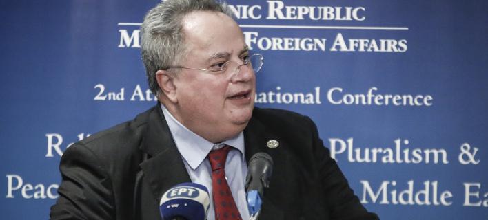 Ο Κοτζιάς ψάχνει τώρα να ενημερώσει τους πολιτικούς αρχηγούς για το Σκοπιανό   Πηγή: Ο Κοτζιάς ψάχνει τώρα να ενημερώσει τους πολιτικούς αρχηγούς για το Σκοπιανό | iefimerida.gr