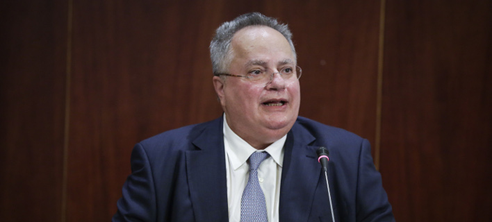 Ο Νίκος Κοτζιάς (Φωτογραφία: EUROKINISSI/ ΣΤΕΛΙΟΣ ΜΙΣΙΝΑΣ)