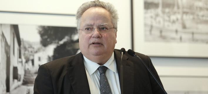 Ο τ. ΥΠΕΞ Νίκος Κοτζιάς κατέθεσε την δική του πρόταση για την εκλογή ΠτΔ -Φωτογραφία αρχείου: Intimenews