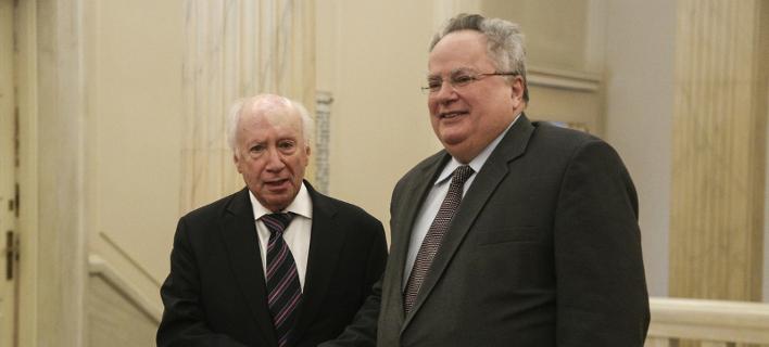 Σκοπιανό: Νέος γύρος συνομιλιών -Κοτζιάς, Ντιμιτρόφ, Νίμιτς στη Βιέννη