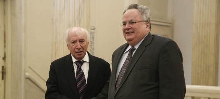 Χωρίς μεγάλες προσδοκίες η σημερινή τριμερής συνάντηση Κοτζιά-Ντιμιτρόφ-Νίμιτς, στις 10:30 στη Βιέννη