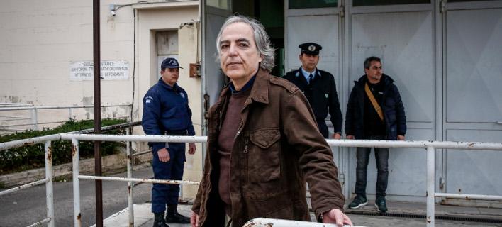 Δημήτρης Κουφοντίνας/Φωτογραφία: Eurokinissi