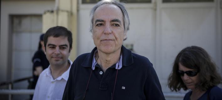 Ο Δημήτρης Κουφοντίνας (Φωτογραφία: EUROKINISSI/ΣΤΕΛΙΟΣ ΜΙΣΙΝΑΣ)