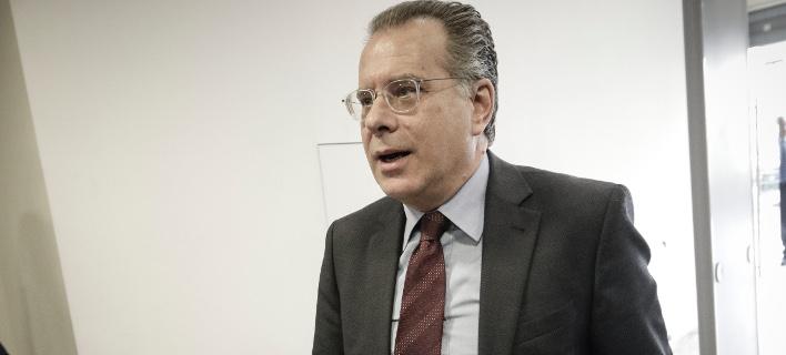 Γιώργος Κουμουτσάκος (Φωτογραφία: ΓΙΑΝΝΗΣ ΠΑΝΑΓΟΠΟΥΛΟΣ / EUROKINISSI)