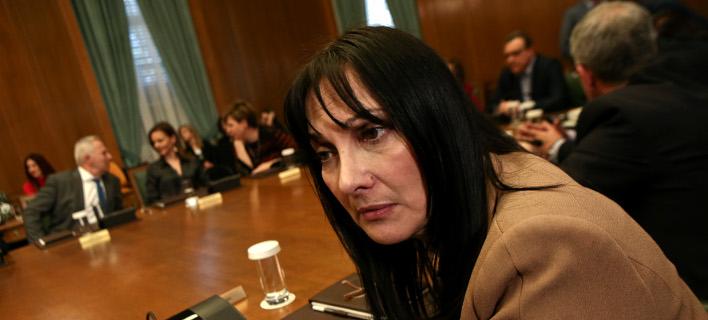 Η Ελενα Κουντουρά -Φωτογραφία: Intimenews/ΤΖΑΜΑΡΟΣ ΠΑΝΑΓΙΩΤΗΣ