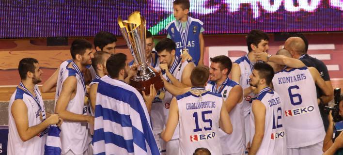 Eurobasket U-20: Πανάξια πρωταθλήτρια Ευρώπης η Εθνική Νέων!