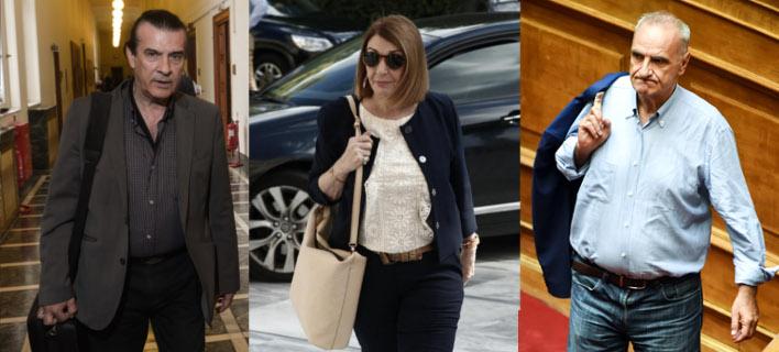 Κουράκης, Τασία, Βαρεμένος: Αυτοί είναι οι τρεις αντιπρόεδροι της Βουλής από τον ΣΥΡΙΖΑ -Οι ψήφοι που έλαβαν [λίστα]