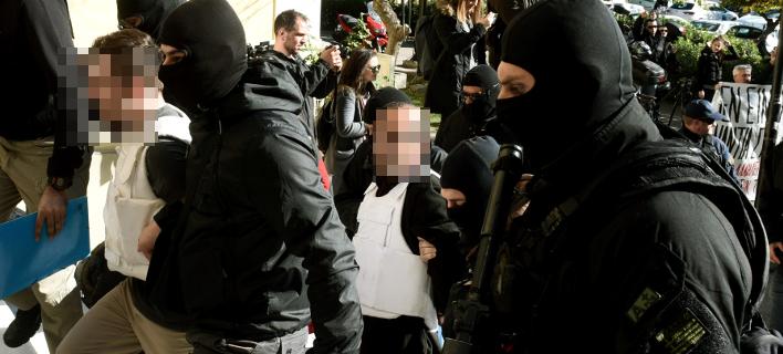 Εντονη αντίδραση της Αγκυρας για την μη έκδοση του Κούρδου ακροαριστερού -Φωτογραφία: Eurokinissi