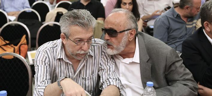 Στ. Κοντονής και Π. Κουρουμπλής εκτός κυβέρνησης -Φωτογραφία: Intimenews/ΜΠΑΛΤΑΣ ΚΩΣΤΑΣ