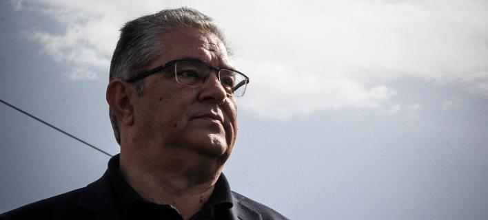 ΚΚΕ: ΣΥΡΙΖΑ-ΑΝΕΛ και ΝΔ ανταγωνίζονται για τη γρηγορότερη υλοποίηση του Μνημονίου