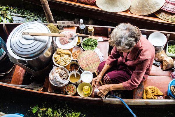Νταμνόεν Σαντουάκ – Ταϊλάνδη