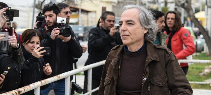 Ο Δημήτρης Κουφοντίνας -Φωτογραφία αρχείου: Nikos Christofakis / SOOC