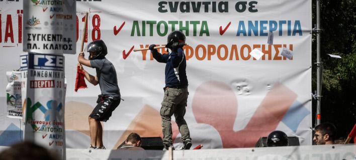 Φωτογραφίες: EUROKINISSI/ΓΙΩΡΓΙΟΣ ΚΟΝΤΑΡΙΝΗΣ