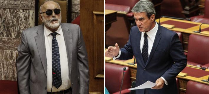 Αντιπαράθεση Κουρουμπλή-Λοβέρδου για τη ΣΕΚΑΠ στη Βουλή