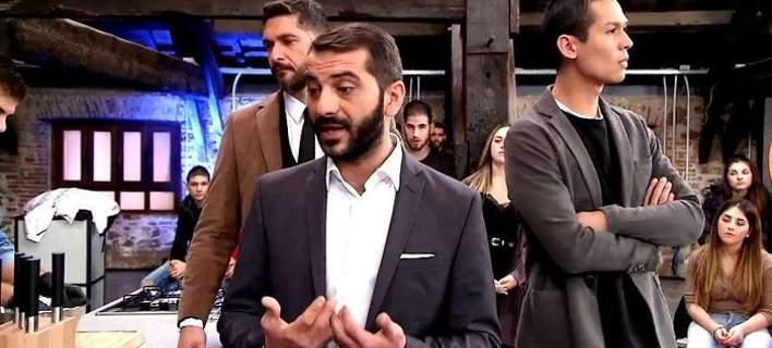 Master Chef 2: Τα «έχωσε» ο Λεωνίδας Κουτσόπουλος στη Γωγώ -«Με ενοχλεί η αδιαφορία σου»