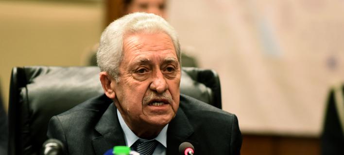 Ο Κουβέλης αδειάζει τον Καμμένο: Δεν έχω στοιχεία που να αποδεικνύουν προσχεδιασμένη σύλληψη των δύο Ελλήνων στρατιωτικών