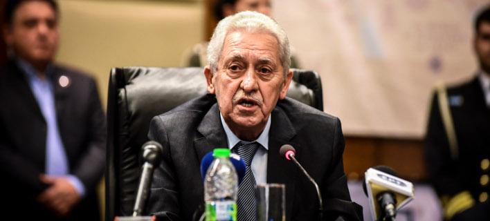 Αναπληρωτής υπουργός Αμυνας Φώτης Κουβέλης/Φωτογραφία: Eurokinissi