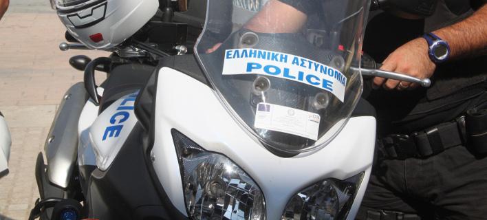 Φωτογραφία: Ομηρία στο αστυνομικό τμήμα Γαλατσίου/Eurokinissi