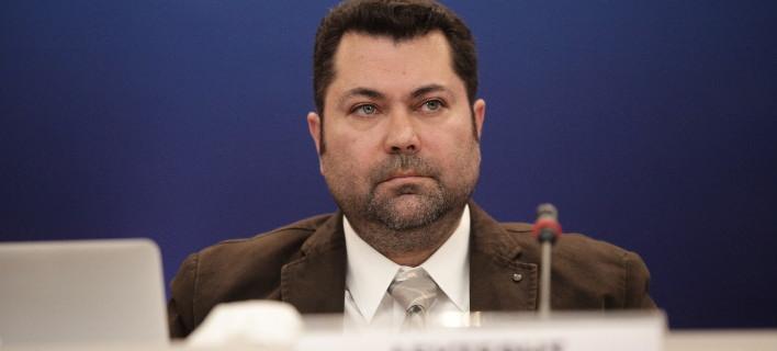 Ο Λευτέρης Κρέτσος (Φωτογραφία: EUROKINISSI/ΓΙΑΝΝΗΣ ΠΑΝΑΓΟΠΟΥΛΟΣ)