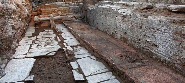 «Και αρχαία και μετρό» το δόγμα για τη Θεσσαλονίκη