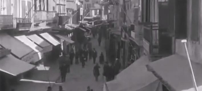 Ιστορικό και σπάνιο βίντεο: Η ζωή στην Κρήτη το 1910!