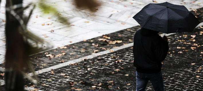 Κρύο και βροχές την Τετάρτη (Φωτογραφία: Theodore Manolopoulos / SOOC)
