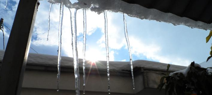 Ακόμη και κατά 10 βαθμούς θα πέσει η θερμοκρασία (Φωτογραφία: EUROKINISSI/ΘΑΝΑΣΗΣ ΚΑΛΛΙΑΡΑΣ)