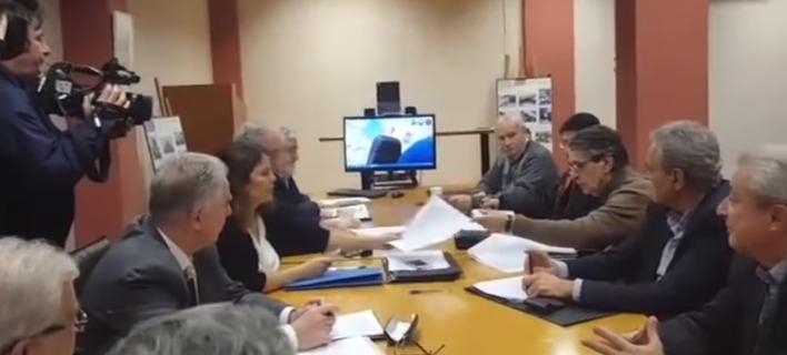Πρόεδρος επιτροπής σεισμικού κινδύνου: Πρέπει να ελεγχθούν όλα τα δημόσια κτίρια