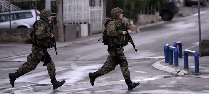 Μαίνονται οι μάχες με Αλβανούς «εισβολείς» από το Κόσοβο στην ΠΓΔΜ -Πέντε νεκροί [βίντεο]