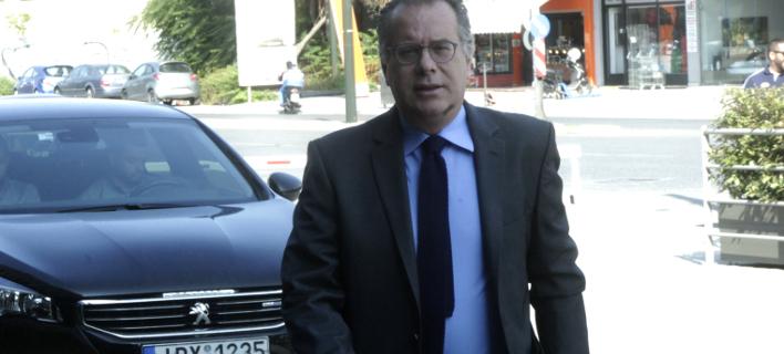 Ο Γιώργος Κουμουτσάκος (Φωτογραφία: EUROKINISSI/ ΧΡΗΣΤΟΣ ΜΠΟΝΗΣ)