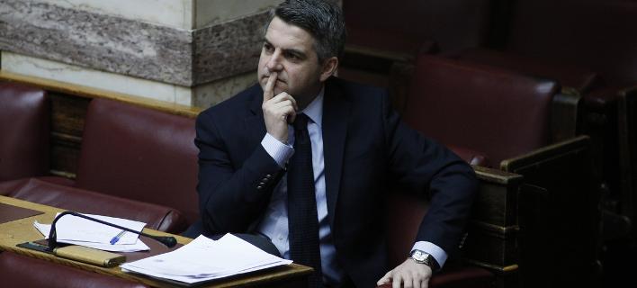 Κωνσταντινόπουλος: Καμία συνεργασία με πολιτικούς τυχοδιώκτες τύπου Κουρουμπλή