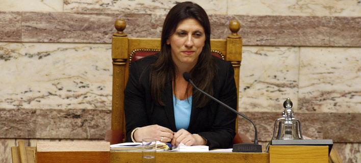 Ο Τσίπρας «έδιωξε» την Κωνσταντοπούλου από το προεδρείο της Βουλής