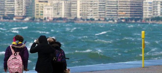 μερική απαγόρευση απόπλου, δεμένα τα πλοία, λιμάνια, μποφόρ, ισχυροί άνεμοι, λιμ
