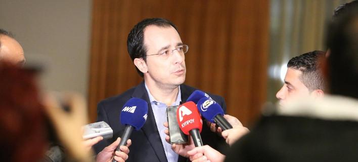 Xριστοδουλίδης: Ο Ακιντζί είχε εξαρχής την πρόθεση να φύγει από τη συζήτηση