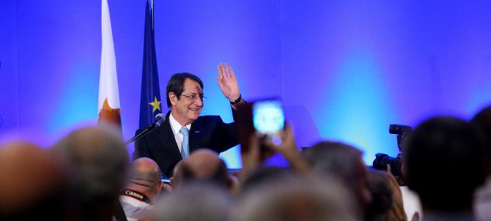 Φωτογραφία: Ο πρόεδρος της Κυπριακής Δημοκρατίας, Νίκος Αναστασιάδης/AP