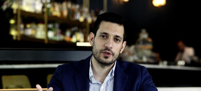 Ο αναπληρωτής εκπρόσωπος τύπου της ΝΔ Κωνσταντίνος Κυρανάκης- φωτογραφία eurokinissi