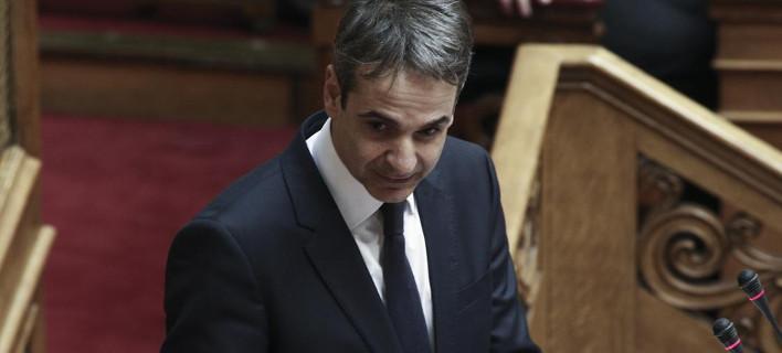 Live: Ο Κυριάκος Μητσοτάκης παρεμβαίνει στη Βουλή για την Παιδεία