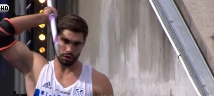 Στον τελικό του Παγκοσμίου πρωταθλήματος αγωνίζεται απόψε ο Γιάννης Κυριαζής
