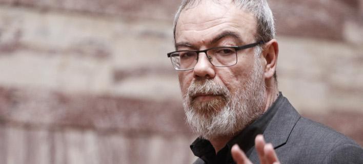 Ο Γιώργος Κυρίτσης (Φωτογραφία: EUROKINISSI/ ΓΙΩΡΓΟΣ ΚΟΝΤΑΡΙΝΗΣ)